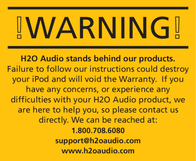 H2O Audio iN2 User Manual