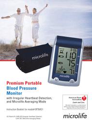 Microlife bp3mq1 User Manual