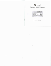 Sima dv-6400 User Manual