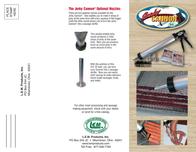 LEM Products Jerky Cannon 468 Leaflet