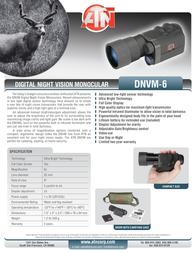ATN DNVM-6 DGMNNVM6C Leaflet