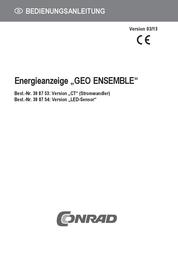 Geo PCK-EN-005 Data Sheet