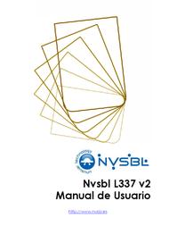 Nvsbl L337V2 User Manual