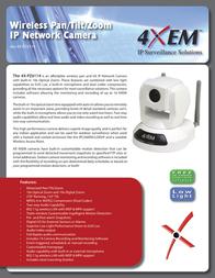 4XEM 4X-PZ6114 Leaflet
