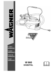 Wagner W660 User Manual
