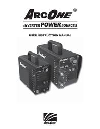 ARC Inverter Power Sources User Manual