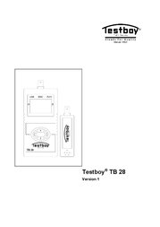 Testboy 28 Cable tester, cable tester Testboy 28 User Manual