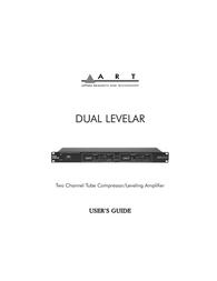 ART dual levelar User Guide
