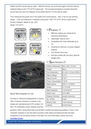 Titan TTC-G7TZ Leaflet