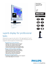 Philips 170P6ES/00 Leaflet