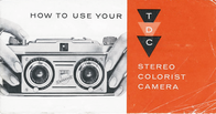 TDC Stereo Colorist Getting Started Guide