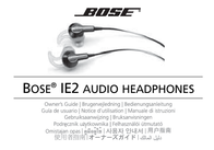 Bose IE2 Owner's Manual