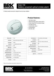 BRK 710E Leaflet