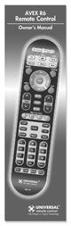 Universal AVEX R6 User Manual
