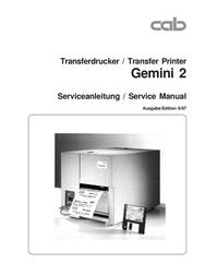 Kreisen Gemini 2 User Manual