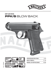 Walther PPK-S User Manual