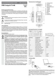 Pocket Comm N/A PMR Radio TS-446 User Manual