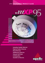 Apollo XP95 User Manual