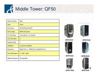 Aopen QF50D 91.97020.D110 Leaflet