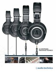 Audio-Technica ATH-M30 User Manual