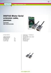 ASSMANN Electronic DB-229452 Data Sheet