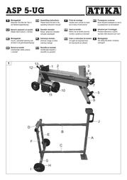 ATIKA asp 5-ug Installation Instruction
