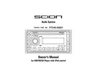 Scion PT546-00081 User Manual