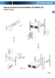 PowerWalker 10120531 User Manual