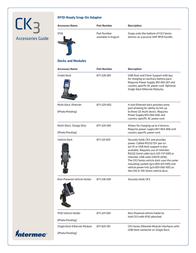Intermec Universal Power Supply 851-064-006 User Manual