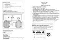 ButtKicker BKA1000-N Leaflet