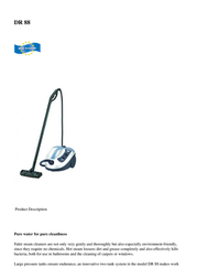 Fakir DR 88 4797003 User Manual