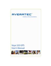 Averatec Voya 320 User Manual