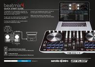 Reloop DJ Controller Beatmix 4 229296 Data Sheet