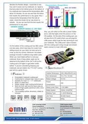 Titan TTC-G4TZ Leaflet