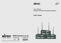 MIPRO ACT-312 ACT 312-T(6A) User Manual