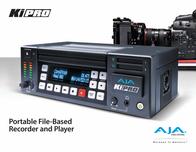 AJA Ki Pro KI-PRO-ND-R0 User Manual