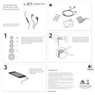 Ultimate Ears 200vi Leaflet