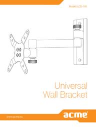 ACME LCD-105 LCD105 User Manual