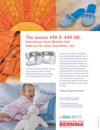 Bernina 440 QE User Manual