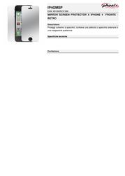 Phonix IP4GMSP Leaflet