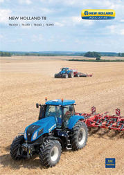 Fiat NEW HOLLAND T8.3OO User Manual
