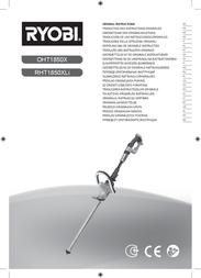 Ryobi OHT1850 Data Sheet