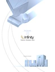 Infinity Home Cinema Systems TSS-750 TSS750 User Manual