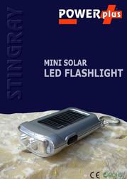Powerplus Stingray PP-STINGRAY Leaflet