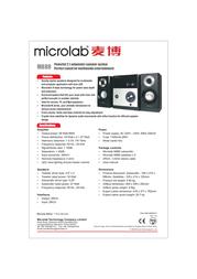 Microlab M-880 Leaflet