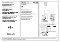 Slv LED outdoor flush mount light 0.3 W 227462 Stainless steel 227462 Data Sheet