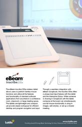 eBeam 46000811 Leaflet