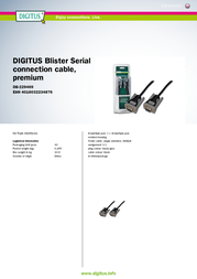 ASSMANN Electronic DB-229469 Data Sheet