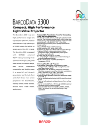 Barco R9829580 User Manual
