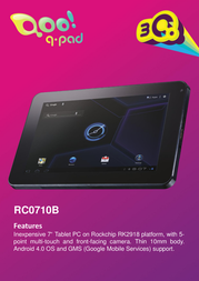 3Q RC0710B Leaflet